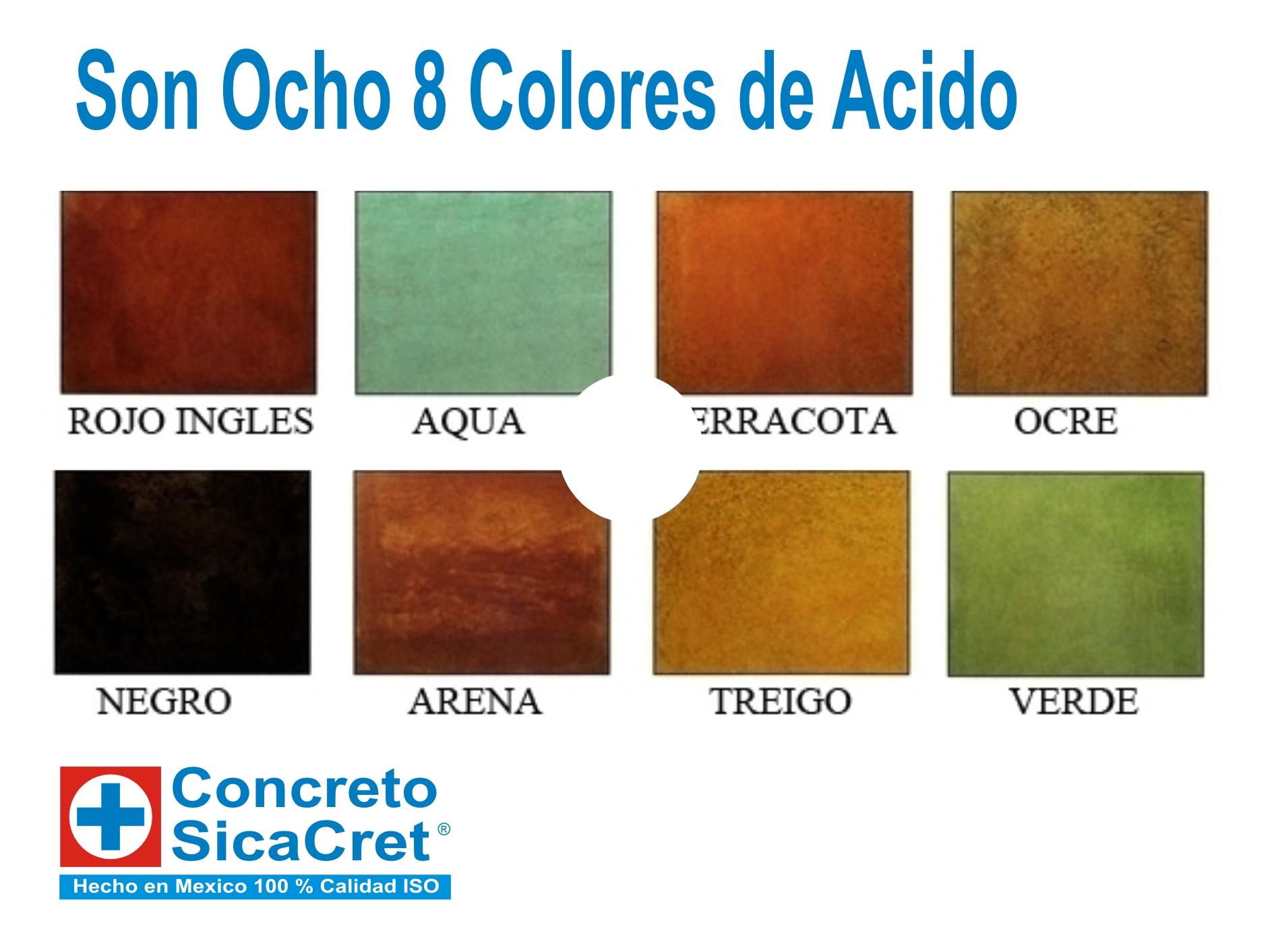 Atalcomulco concreto premezclado atlacomulco Piso pulido con color